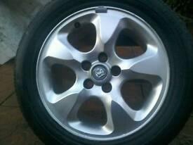 Allow wheels Jaguar S Type.