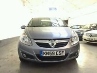2009 Vauxhall Corsa SXI 61,000 Miles Very Good working Car Mot and Tax