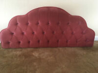 Double Headboard in excellent condition