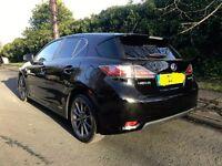 Lexus CT200h SE Excellent condition. good bargain MOT till August 2017 Free Road Tax