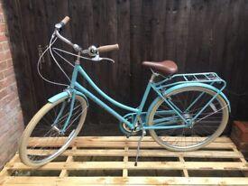Bobbin Birdie Bicycle - Luxe Womens 46cm Teal