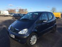 MERCEDES A140 CLASSIC AUTO FUL SERVICE HISTORY PX WELCOME