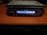 SONY CDX-S2050 XPLOD CAR CD/RADIO PLAYER
