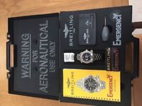 Breitling Emergency Limited Edition E56121
