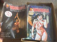 Vampirella, Vampire, Assorted Comics and Graphic Novels for sale in Belper