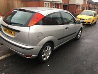 FORD FOCUS ELLE 1.6 - 3 DOOR - 4 MONTHS MOT - IMMACULATE - CHEAP TO CLEAR