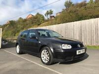 VW GOLF GT TDI 150 not Toyota Corolla Yaris passat