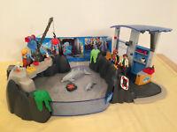 Playmobil 4458 - Dolphin Basin Sea World Aquarium