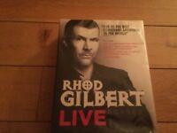 Box set DVD of rhod gibert