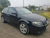 2003 Audi A3 1.6 16v Petrol SPORT 3 Door Great Spec