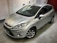 🌟🌟 Stunning 2009 Ford Fiesta 1.2 Zetec, Low Miles, Serviced. Good Spec🌟🌟