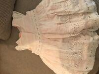 Holly Willaby Girls summer dress 12/18 months
