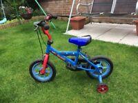 Kids 11inch Bike