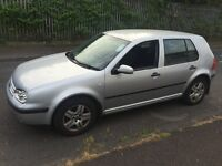 2003 Volkswagen Golf 1.4 se only 53000 bargain 10months mot (Astra vectra a3 a4 Leon bora Toledo