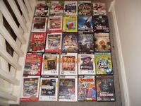 VIDEO GAMES 50 FOR £10 THE LOT PC GAMES PLAYSTATION 2 XBOX 360