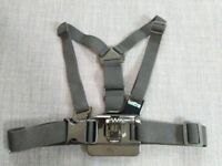 Go Pro 'chesty' chest harness