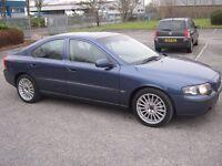 2002 Volvo S60 SE D5 Automatic.Long MOT.FSH.P/X welcome.