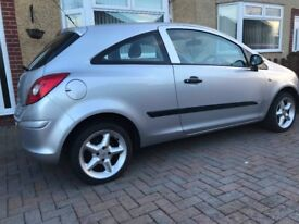 Vauxhall Corsa 1.3 diesel Only £1250