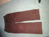 Bundle of clothes - Damart trousers & Next trousers size 14 and M&S fleece, more
