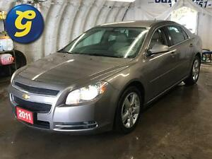 2011 Chevrolet Malibu LT*PLATINUM EDITION*HALF SUEDE/LEATHER SEA
