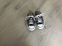 Child converse trainers size 11