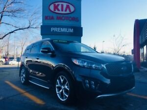 2016 Kia Sorento SX+ LOCAL/ACCIDENT FREE