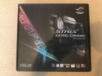 Brand New ASUS Strix Z270G Gaming Motherboard Z 270-G BRAND NEW WIFI A/C for Intel PC