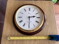 Hanson Arden forest wall clock antique
