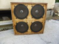 4 x 12 Speaker Cabinet