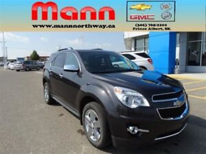 2015 Chevrolet Equinox LTZ | PST paid, Safety package, Sunroof.