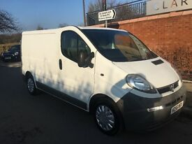 Vauxhall Vivaro 2006 12 months mot great reliable workhorse