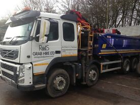 MUCK AWAY, HARDCORE AWAY, AGGREGATES DELIVERY, GRAB HIRE
