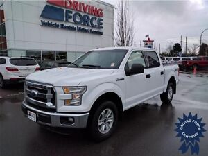 2015 Ford F-150 XLT 4x4, Super Crew, All-Terrain Tires, 54022 KM