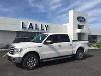 2013 Ford F-150 Lariat/MOONROOF/NAVIGATON/LEATHER