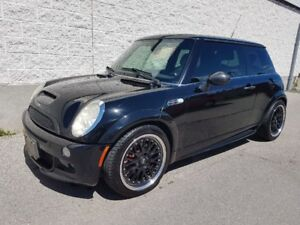 2005 Mini Cooper S with JCW tuning kit