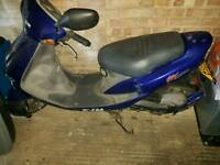 Jet 50 Moped/Scooter