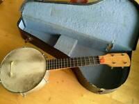Rare Vintage Banjolele (Marvel)