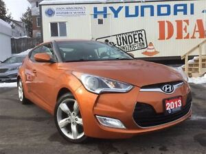 2013 Hyundai Veloster 6 Speed Double Clutch Automatic, comes wit
