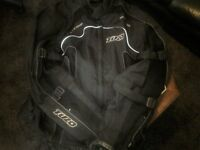Tuzo Motorcycle Jacket, Size 46 XL.Tuzo Av System.
