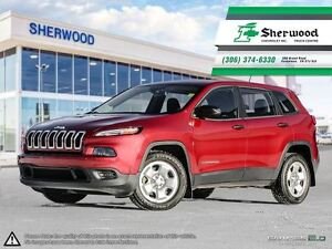 2015 Jeep Cherokee Sport PST PAID!!