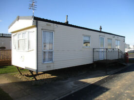 JUNE DEALS! 6 Berth 3 Bed Homely Static Caravan RENTAL Golden Anchor Chapel St Leonards Skegness