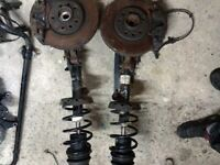 Vauxhall zafira Astra vectra complet front legs 2.0 dti
