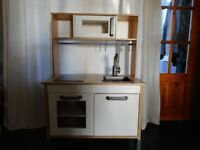 Childrens Play Kitchen from IKEA 'DUKTIG'