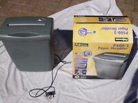 Paper Shredder for home use. Fellowes P500-2 model