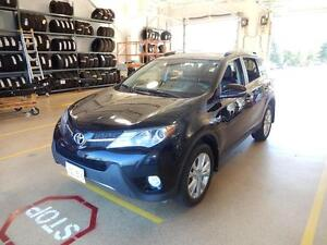 2013 Toyota RAV4 Limited TOP OF THE LINE TECH PACKAGE
