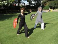 Tai Chi/QiGong Outdoor class Thursdays and Sundays 10.30 am St Anne's Well Scented Garden