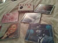 Job lot CD's