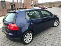 Volkswagen Golf 2.0 TDI GT Hatchback 5dr Diesel Manual ,New MOT,Full service,2 owners,hpi clear