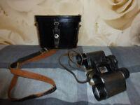 Wray (London) Raylite 8x30 vintage binoculars