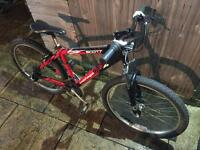 Scott Voltage Z4 Mountain Bike. Good condition. Fully Serviced, Free Lock, Lights, Delivery